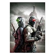 Портретный постер Splinter Cell