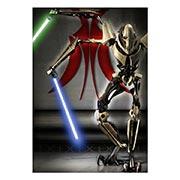 Портретный постер Star Wars