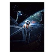 Портретный постер по аниме/манге Star Wars