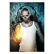 Портретный постер Suicide Squad