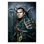 Купить портретные постеры Suicide Squad