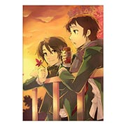 Купить портретные постеры Melancholy of Haruhi Suzumiya