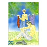 Купить портретные постеры Taishi Zao Art