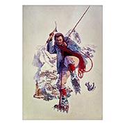 Портретный постер Thunderbolt and Lightfoot