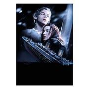Купить портретные постеры Titanic