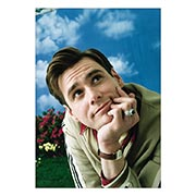 Портретный постер Truman Show