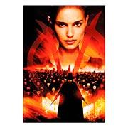 Купить портретные постеры V for Vendetta