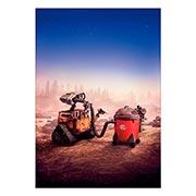 Портретный постер Wall-E