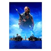 Купить портретные постеры Waterworld