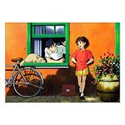 Портретный постер Whisper of the Heart