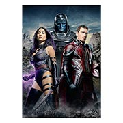 Купить портретные постеры X-Men