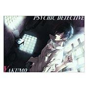 Купить портретные постеры Psychic Detective Yakumo