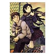 Купить портретные постеры Abe Yoshitoshi art