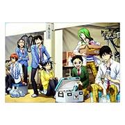 Купить портретные постеры Yowamushi Pedal