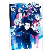 Купить портретные постеры Yuri on Ice