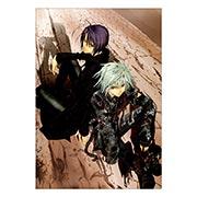Портретный постер Zombie-Loan