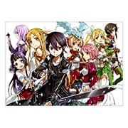 Купить панорамные постеры Sword Art Online