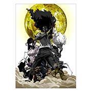 Купить панорамные постеры Afrosamurai