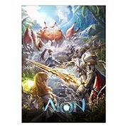 Купить панорамные постеры Aion