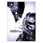 Панорамный постер Aliens vs Predator