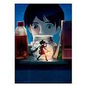 Панорамный постер по аниме/манге Arrietty