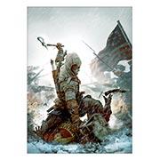 Панорамный постер Assassin's Creed