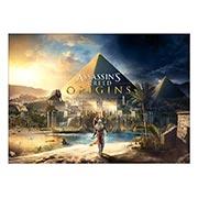 Панорамный постер по аниме/манге Assassin's Creed