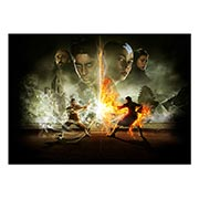 Купить панорамные постеры Avatar: The Last Airbender