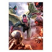 Купить панорамные постеры Avengers