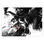 Панорамный постер Batman