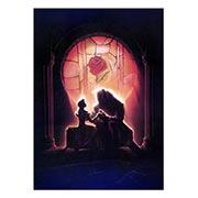 Панорамный постер Beauty and the Beast