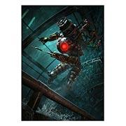 Панорамный постер Bioshock