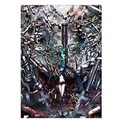 Купить панорамные постеры Black Rock Shooter