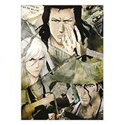 Панорамный постер Bleach