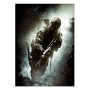 Панорамный постер Call of Duty