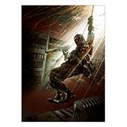 Купить панорамные постеры Call of Duty