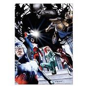 Купить панорамные постеры City of Heroes
