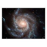 Панорамный постер по аниме/манге Космические пейзажи