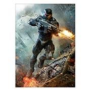 Панорамный постер Crysis