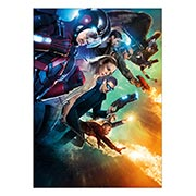 Купить панорамные постеры DCs Legends of Tomorrow