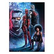 Купить панорамные постеры Deadpool
