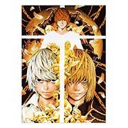Купить панорамные постеры Death Note