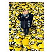 Купить панорамные постеры Despicable Me / Minions