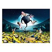 Панорамный постер Despicable Me / Minions