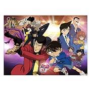 Купить панорамные постеры Detective Conan