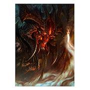 Купить панорамные постеры Diablo