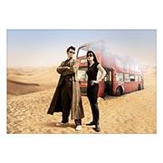 Панорамный постер Doctor Who
