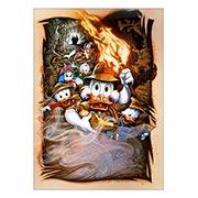 Купить панорамные постеры Duck Tales