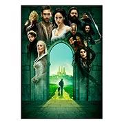 Купить панорамные постеры Emerald City