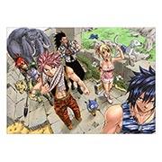 Купить панорамные постеры Fairy Tail